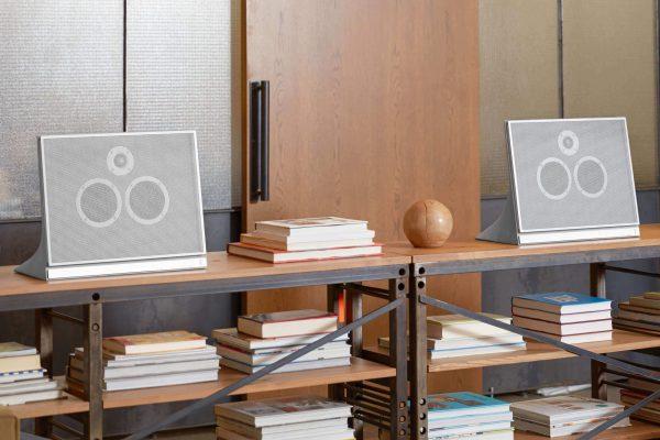 Sistema altavoces multiroom wifi