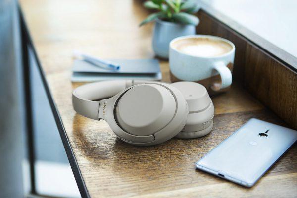 Auriculares inalámbricos con cancelación de ruido Sony WH-1000XM3
