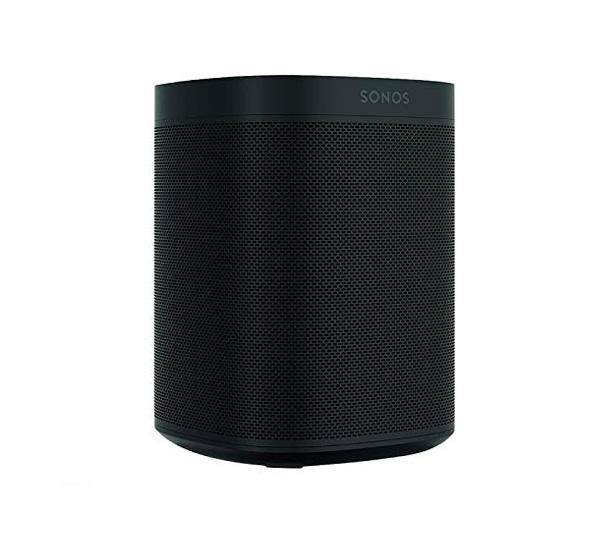 Sonos One. Altavoz inteligente multiroom con Alexa y Airplay