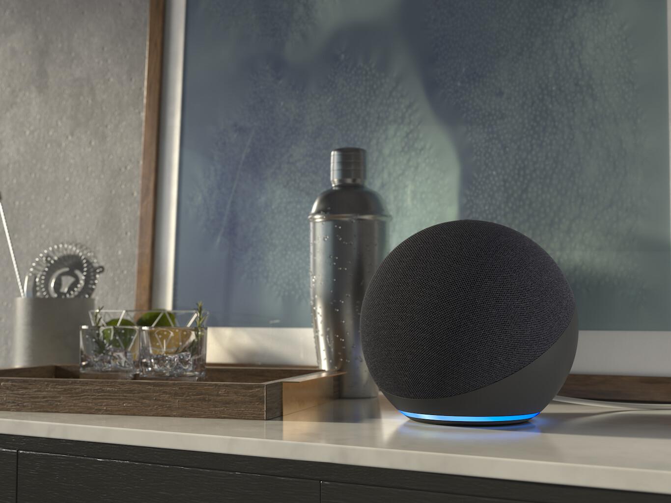Nuevo altavoz inteligente Amazon Echo Dot (4ª generación)